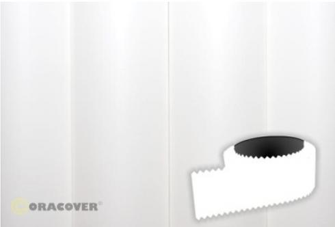 ORATEX Pinked edge tape valkoinen