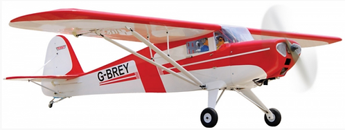 BH Taylorcraft 2050mm 22cc bensa ARTF