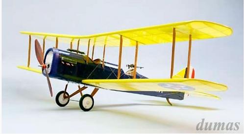 DH-4 RC balsa kit
