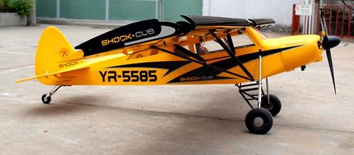 Shock Cub 35-55cc ARF 2.59m Yellow