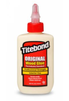 Titebond Orginal puuliima 118ml