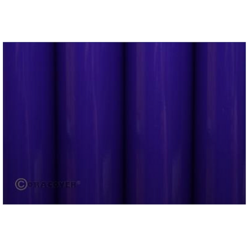 ORACOVER 2m royal blue-purple