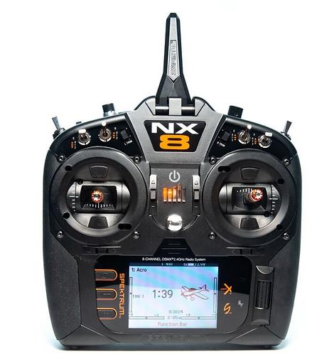Spektrum NX8 (transmitter only)