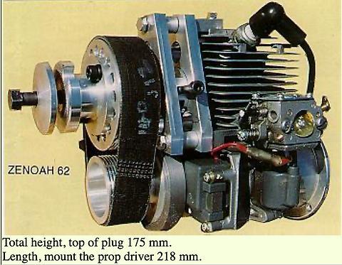 Torquemaster alennusvaihde ZG62 moottorille