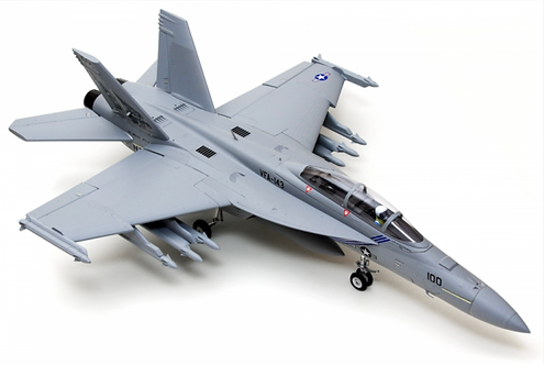 F/A-18 Super Hornet 70mm EDF jet
