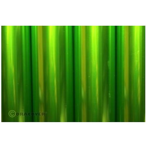 ORACOVER 2m transparent light green