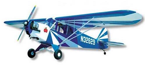 SIG J-3 Clipped wing Cub 1/4 kit