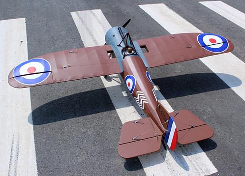 Bristol M1C Monoplane 20cc Gas 1/4 ARF