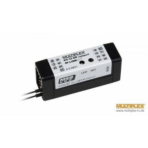 Multiplex Vastaanotin RX-12-DR Compact M-LINK