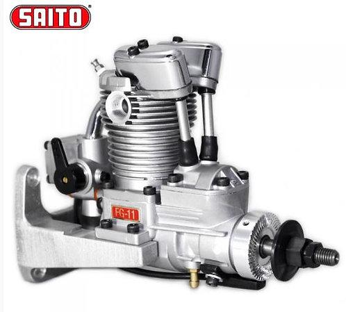 Saito FG-11 4-tahti bensiini moottori