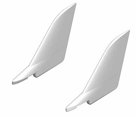 Tail set FunJet ULTRA 2