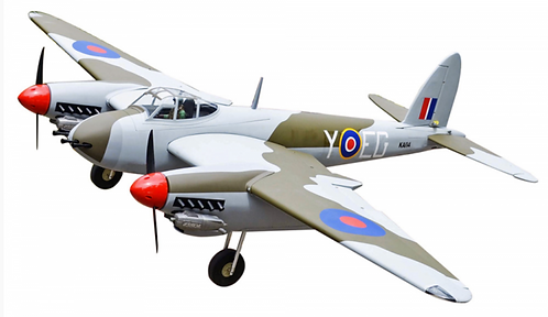 De Haviland Mosquito twin ARF