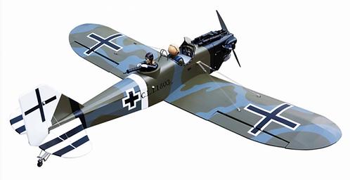 Junkers CL1 G-BUYU 10-15cc Gas ARF