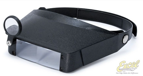 Magnifier Cap Deluxe