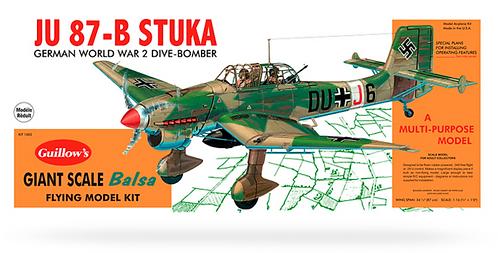 JU 87-B Stuka Guillows