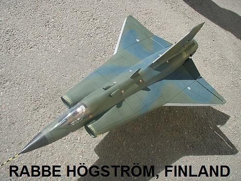 MBS Saab J35J Draken DK-223