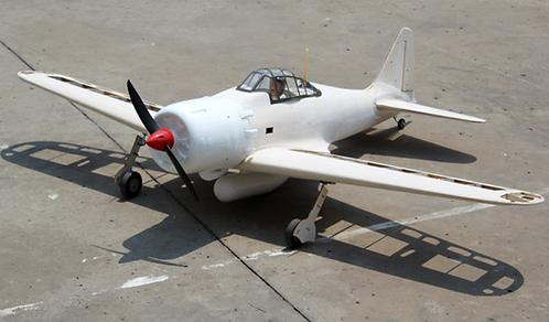 Seagull A6M2 Zero 75-91 Master Scale edition kit