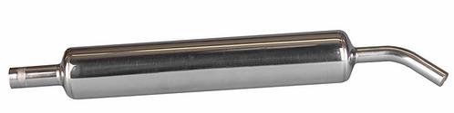 High Power teräksinen Mini Pipe Titan ZG26