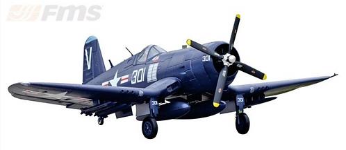 F4U Corsair 1700mm PNP EPO FMS