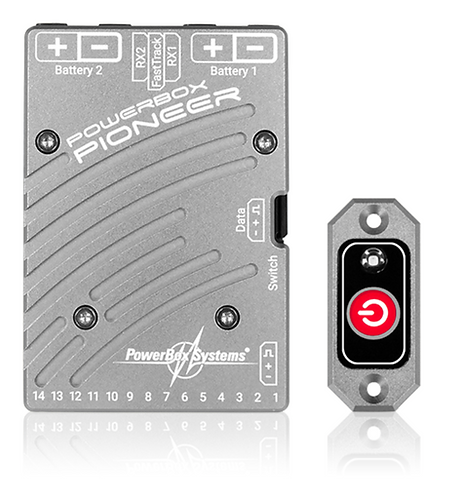 PowerBox Pioneer with MicroSwitch