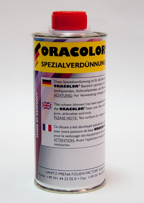 ORACOLOR 250ml Thinner