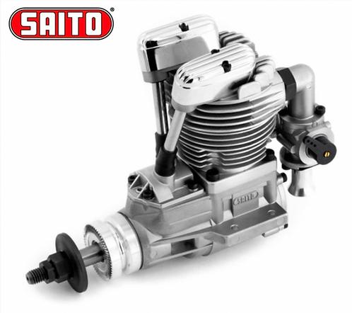 Saito FA-150B 25cc 4-tahti Metanoli moottori