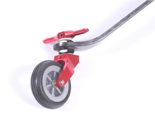Kannuspyörä hiilikuitu 50-70cc V3