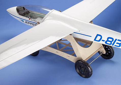 Glider take-off dolly (kit)