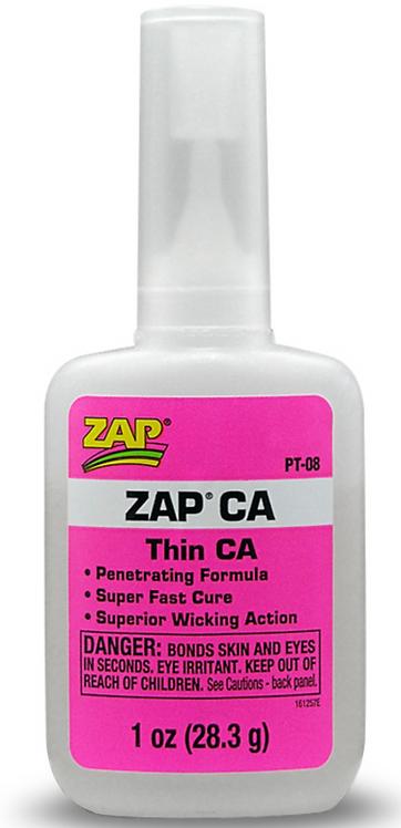 ZAP CA 28g Pink