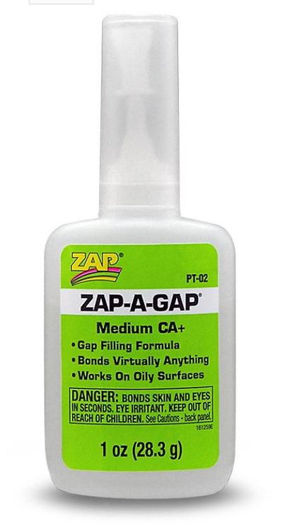 ZAP Gap CA+ Medium Vihreä 28g