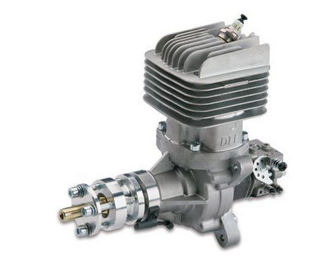 DLE 55RA 2-tahti bensa moottori