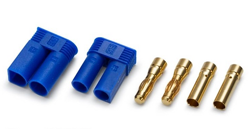 EC5 5mm liitinpari