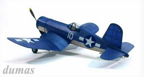 F4U Corsair 445mm wood kit