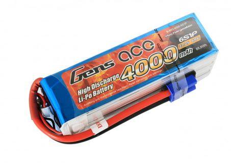 Gens ace 6S 4000mAh 60C