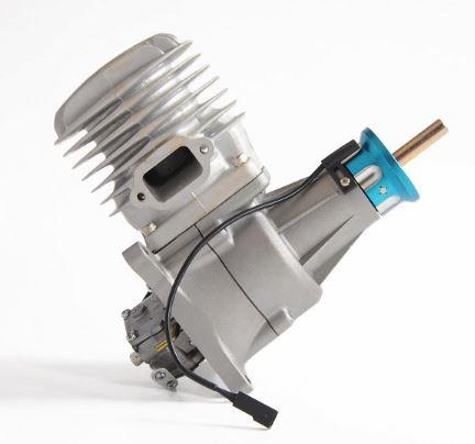 GP 88 Moottori elektronisella sytytyksellä
