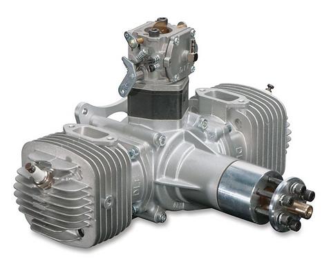 DLE 120, 2-tahti bensa moottori