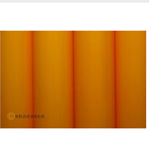 ORACOVER 2m royal yellow