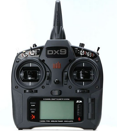 DX9 Black edition radio only