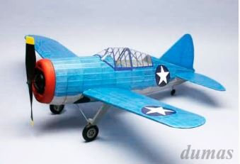 Brewster F2A-3 Buffalo 762mm