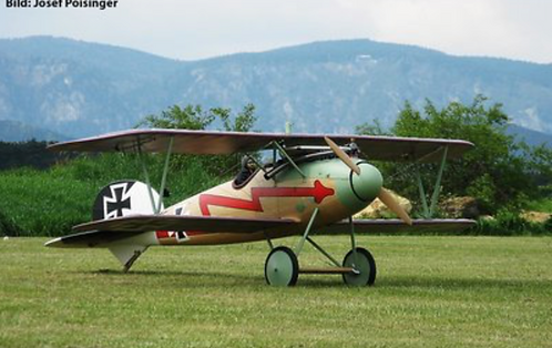 Albatros DV.s Complete kit 29%