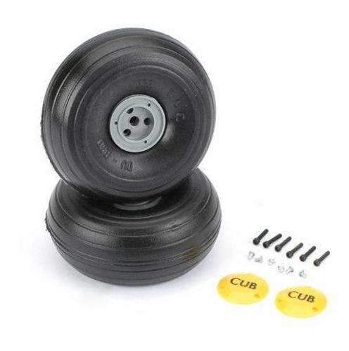 1/5 Scale Light J3 Wheel pari