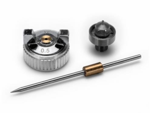 RUBY Needle & Nozzle Set 0.5mm
