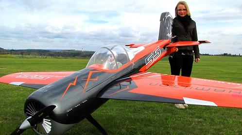 YAK 55M Version II kit