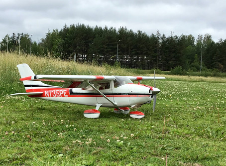 TopFlite Cessna 182 kit