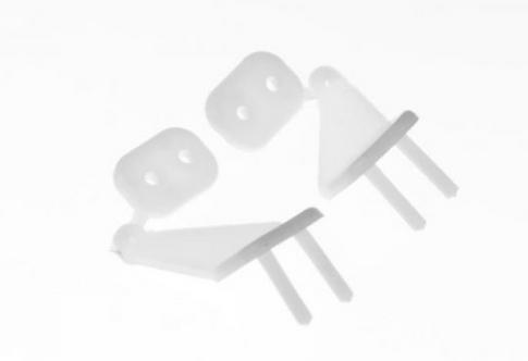 Rudderhorn for V-tail 11mm