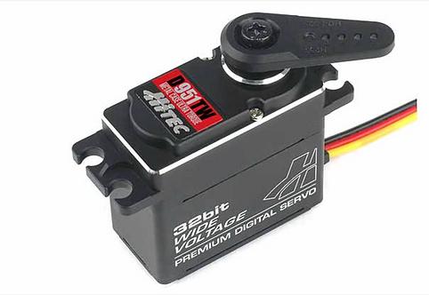 Hitec D951TW Full Metal Case servo