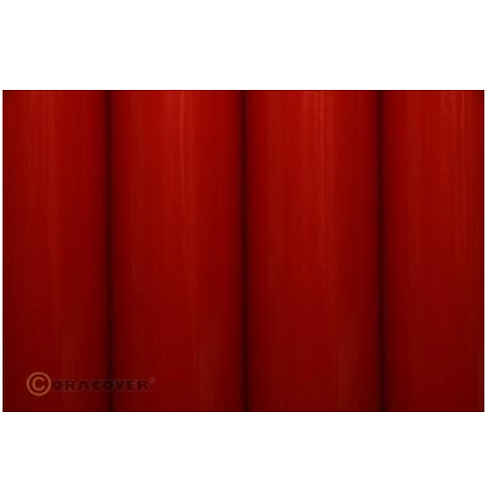 ORACOVER 2m Scale ferri red