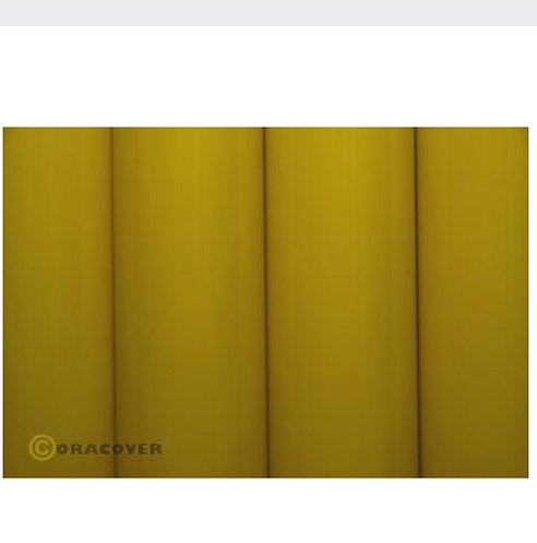 ORACOVER 10m Scale  yellow