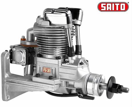 Saito FG-30B 4-tahti bensiini moottori