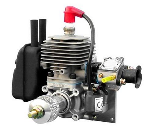 Titan ZG 26SC with magneto ignition